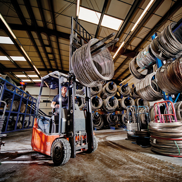 Alloy Wire Overseas Order Boost